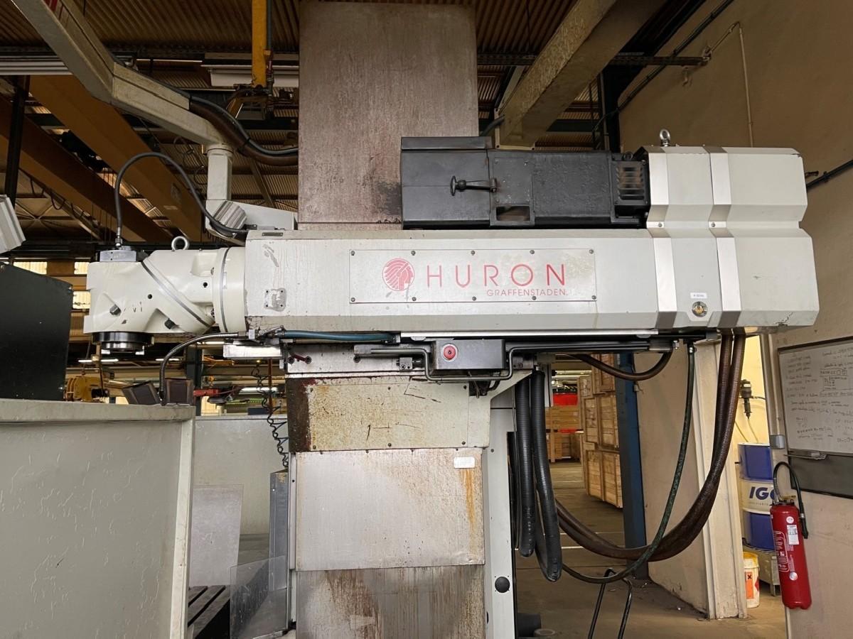 Продольно-фрезерный станок - универсальный HURON SXB 623 фото на Industry-Pilot