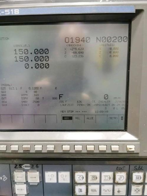 Токарно фрезерный станок с ЧПУ MORI SEIKI SL 150 MC фото на Industry-Pilot