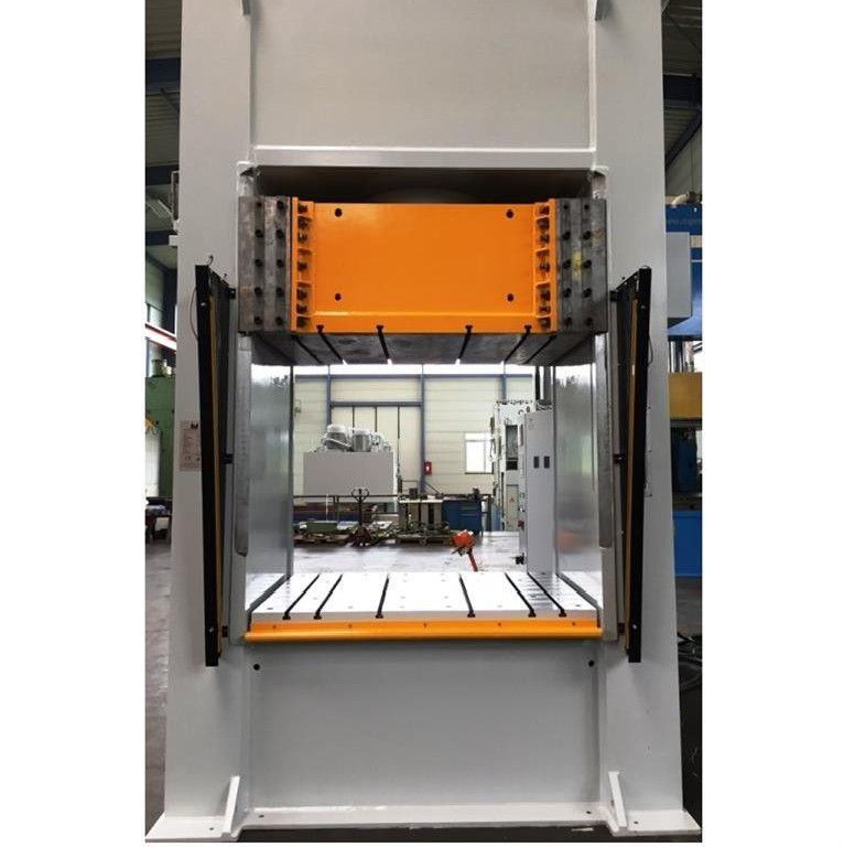 Волочильный пресс - гидравлический - двухстоечный LUIGART DRPY 350 SO (CE) фото на Industry-Pilot