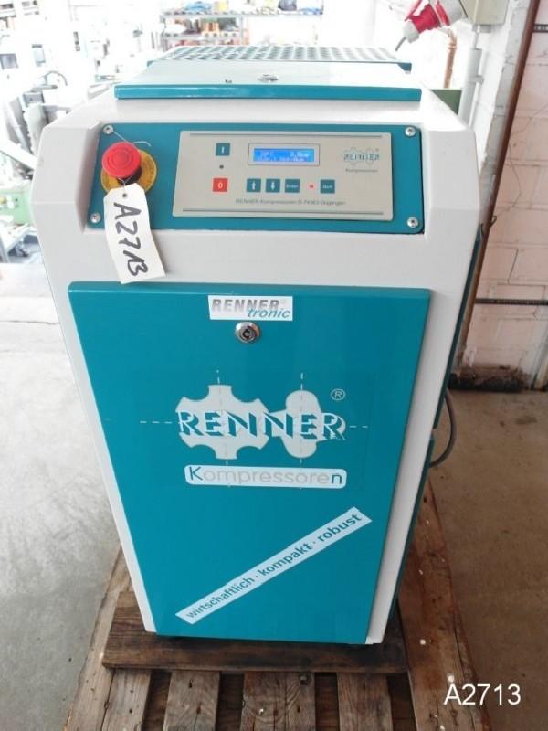 Винтовой компрессор RENNER RSF Top 7,5 фото на Industry-Pilot