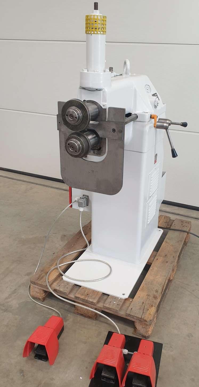 Роликовая листогибочная машина Fasti 417-125-3 Sickenmaschine фото на Industry-Pilot
