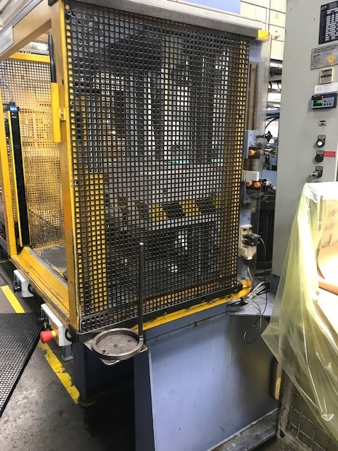 Гидравлический пресс HYMAG HS-2-30 MK 3 фото на Industry-Pilot