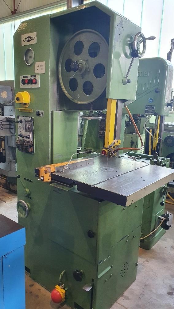 Ленточнопильный станок по металлу - вертик. JAESPA AS 4 фото на Industry-Pilot