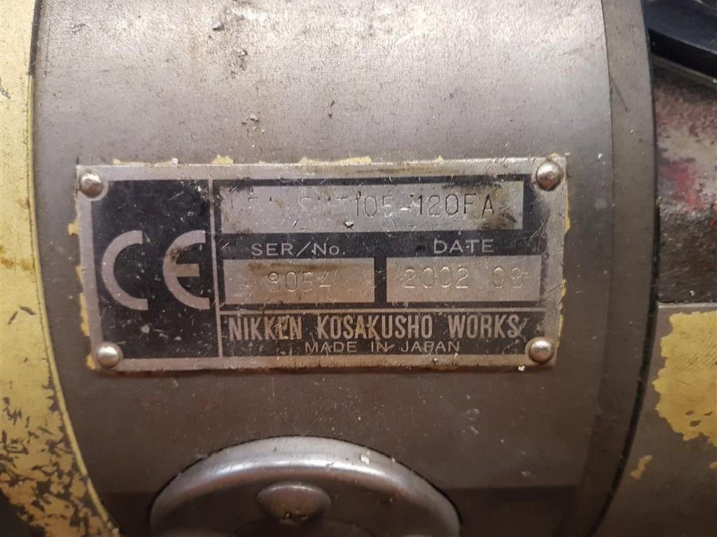 Круглый стол NIKKEN 5 AX-200 2MT-105-120-FA фото на Industry-Pilot