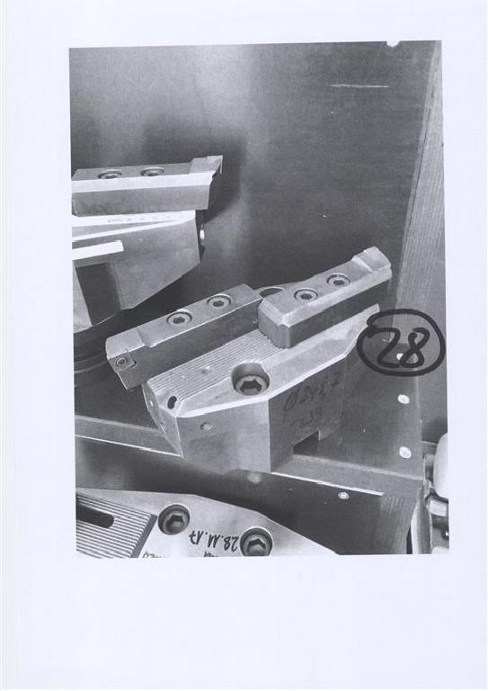 Держатель инструмента Wohlhaupter HSK-A 100 фото на Industry-Pilot