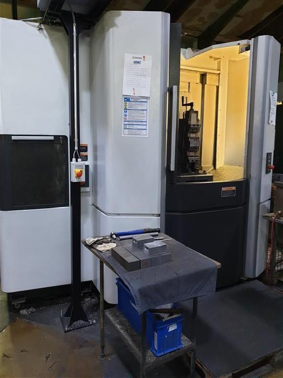 Обрабатывающий центр - горизонтальный MORI SEIKI NHX 5000 фото на Industry-Pilot