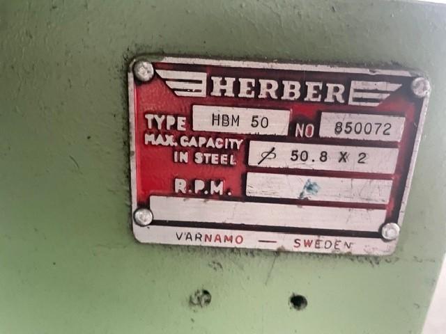 Трубогиб HEBER HB50 фото на Industry-Pilot