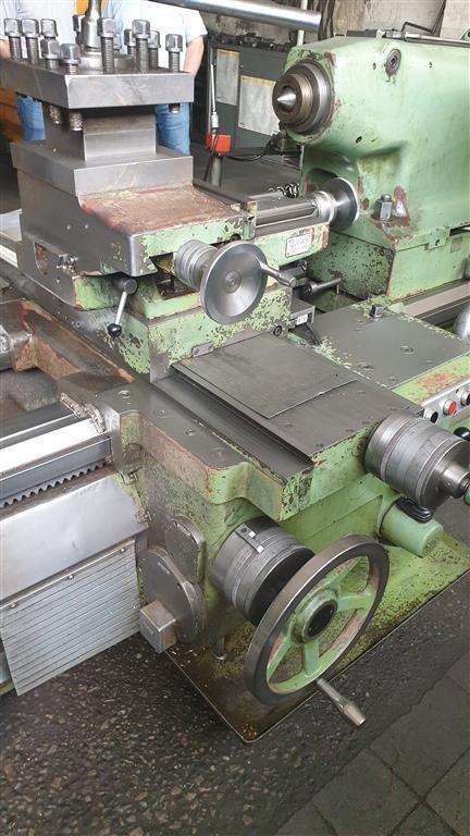 Токарно-винторезный станок WOHLENBERG V 1000 фото на Industry-Pilot