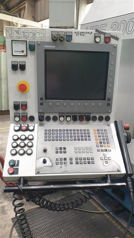 Продольно-фрезерный станок - универсальный KEKEISEN UBF 2000/10 фото на Industry-Pilot