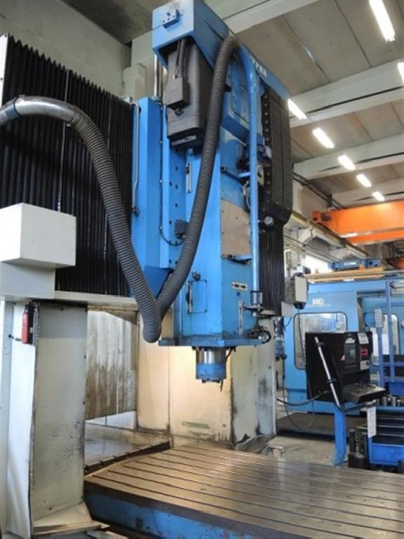 Портальный фрезерный станок CORREA FP30/30 фото на Industry-Pilot