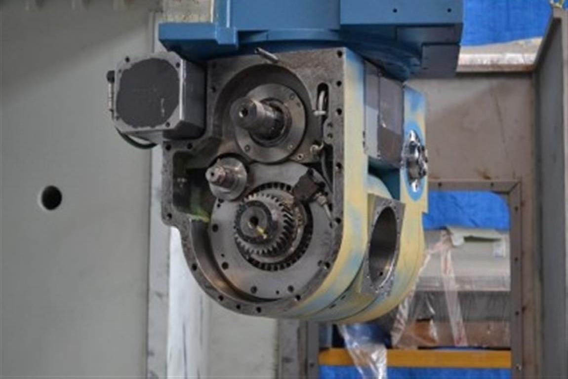 Портальный фрезерный станок CORREA FP40/50 фото на Industry-Pilot