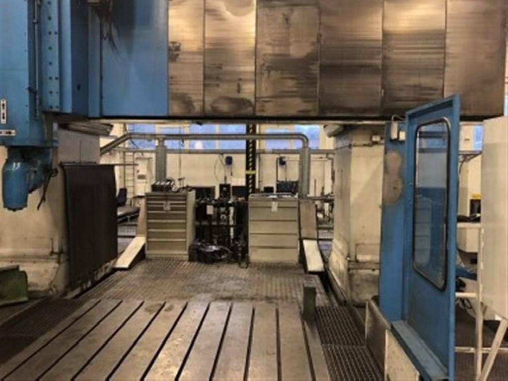 Портальный фрезерный станок CORREA FPM60 фото на Industry-Pilot
