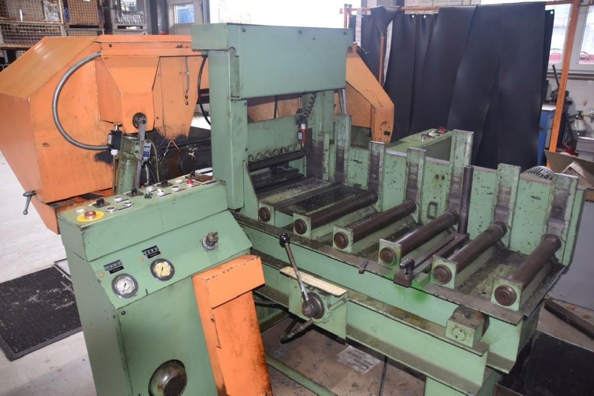 Ленточнопильный станок по металлу KASTO PBA 320/460 AU фото на Industry-Pilot