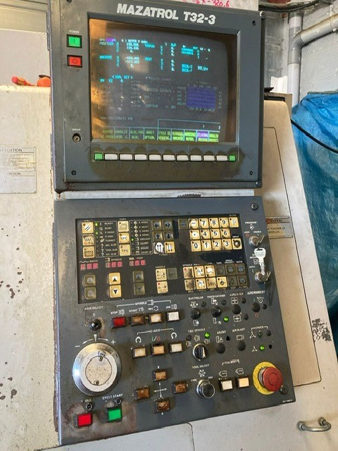 Токарно фрезерный станок с ЧПУ MAZAK QT 15 M фото на Industry-Pilot