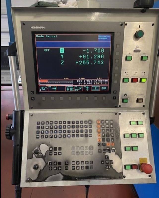 Продольно-фрезерный станок - универсальный KIHEUNG KNC U800 фото на Industry-Pilot