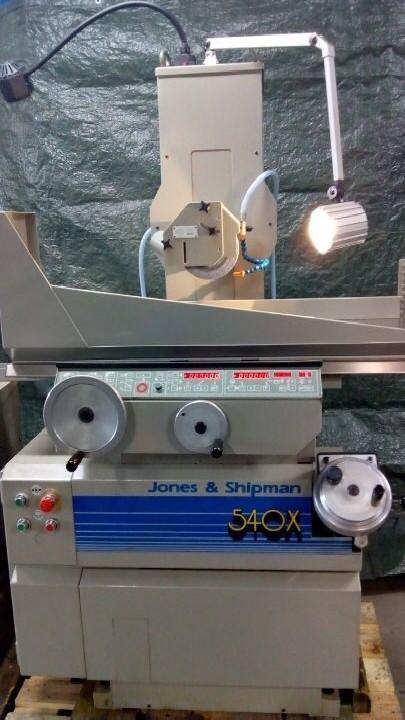 Плоско шлифовальный станок - гориз. JONES SHIPMAN 540 X фото на Industry-Pilot