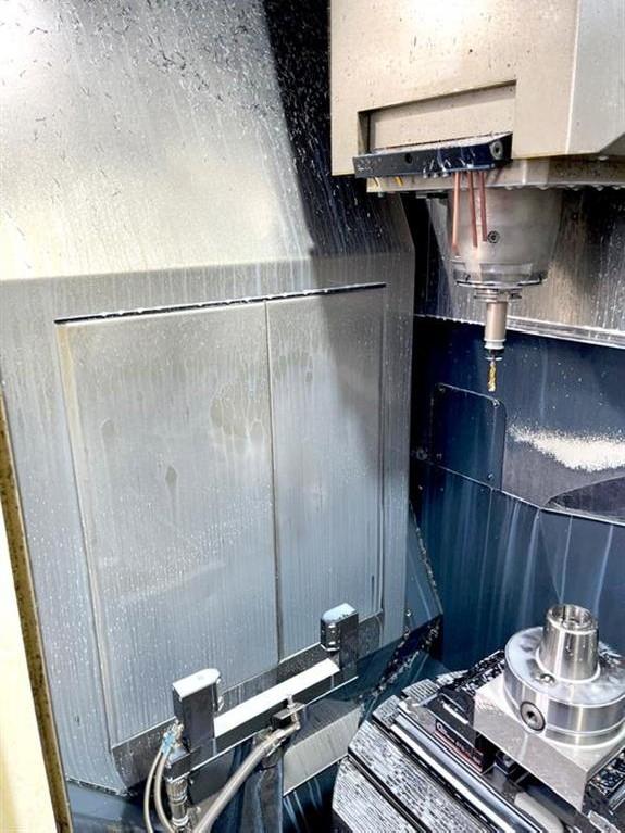 Обрабатывающий центр - универсальный DECKEL DMU 50 evo linear фото на Industry-Pilot