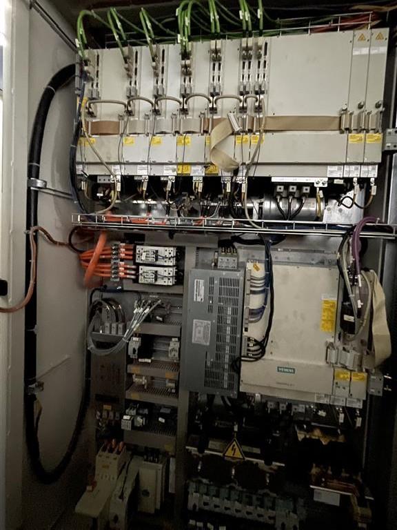 Обрабатывающий центр - горизонтальный GROB G503A1-1020 фото на Industry-Pilot