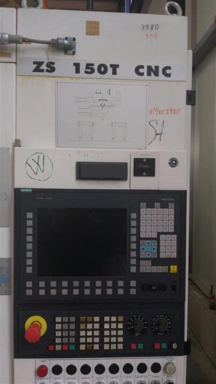 Шевинговальный станок HURTH ZSE 150T CNC фото на Industry-Pilot