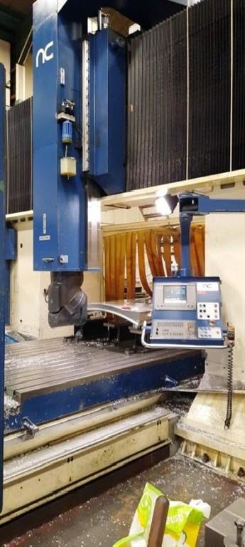 Портальный фрезерный станок CORREA FP50/50 фото на Industry-Pilot