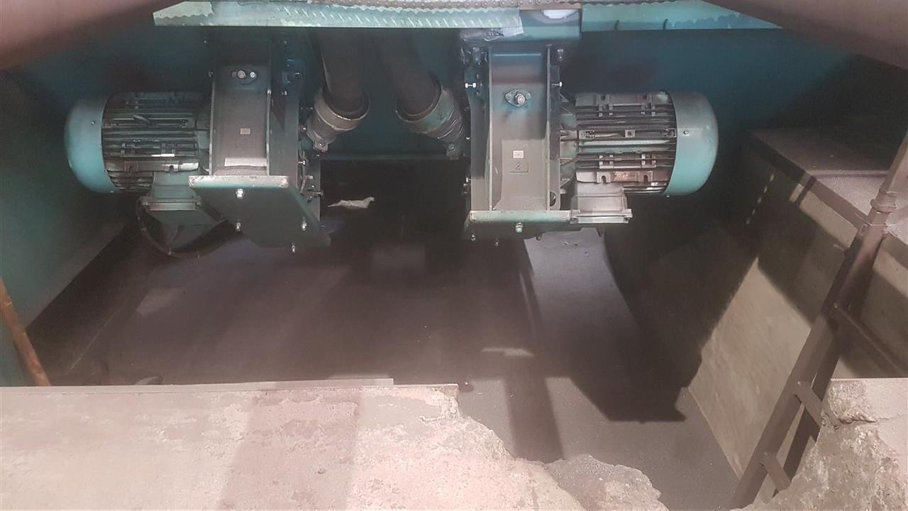 Установка для струйной обработки Agtos RT 15 - 05-6 /  3.6.3 - 15 фото на Industry-Pilot