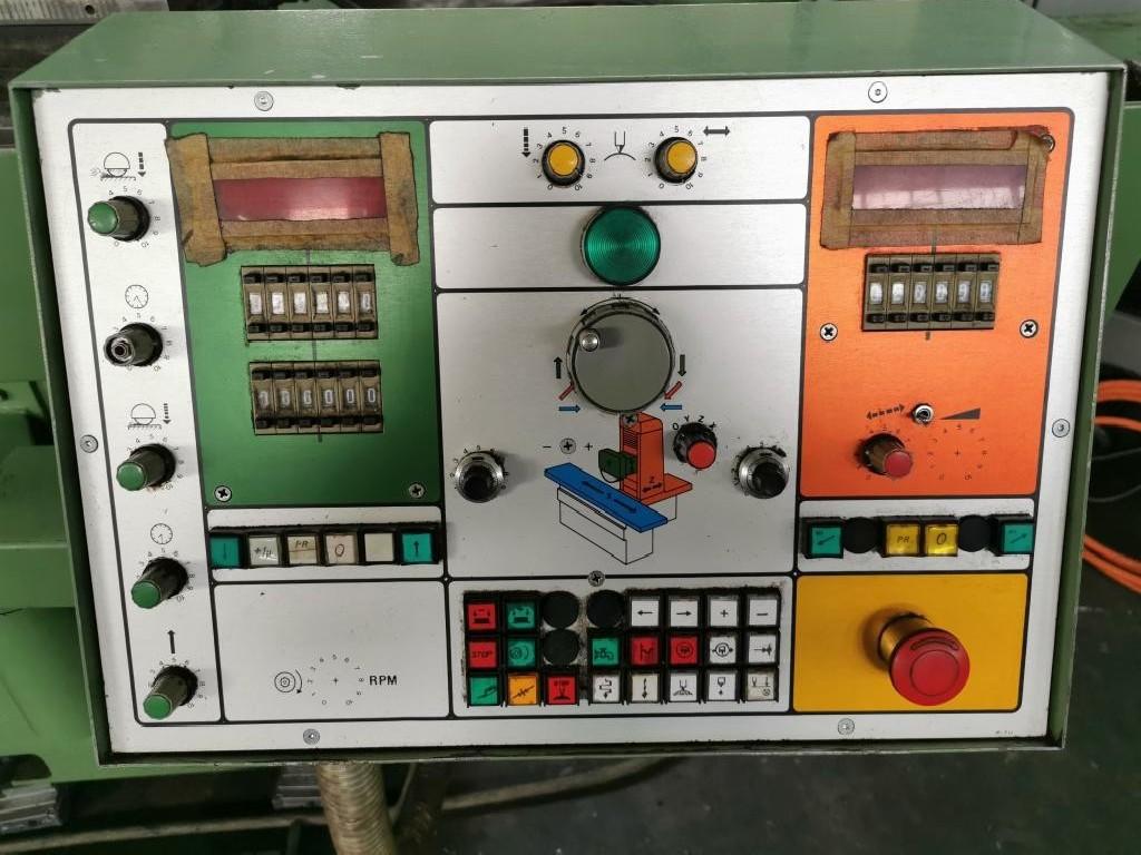 Плоско шлифовальный станок - гориз. ELB SWN 8 NC-K фото на Industry-Pilot