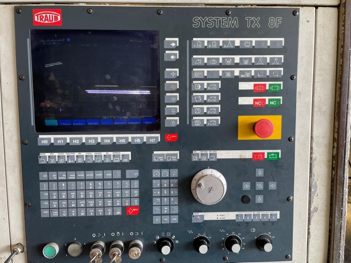 Токарно фрезерный станок с ЧПУ Traub TNC 65 DGY фото на Industry-Pilot