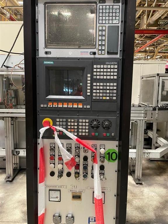 Двухдисковый шлифовальный станок - вертик. GIUSTINA R242 фото на Industry-Pilot