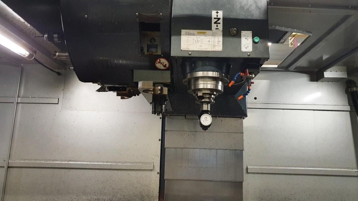 Обрабатывающий центр - вертикальный PINNACLE QV209 фото на Industry-Pilot