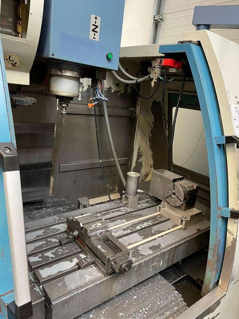 Machining Center - Vertical Pinnacle PK-VMC 1000 photo on Industry-Pilot