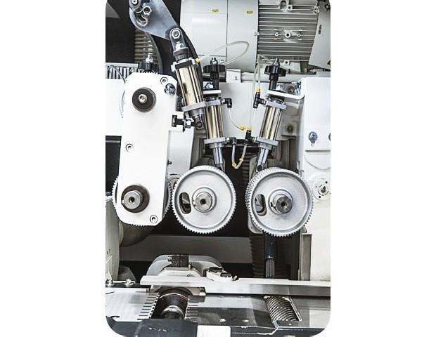 Четырёхсторонний строгальный станок HOMAG Mouldteq M-300, Fenster фото на Industry-Pilot