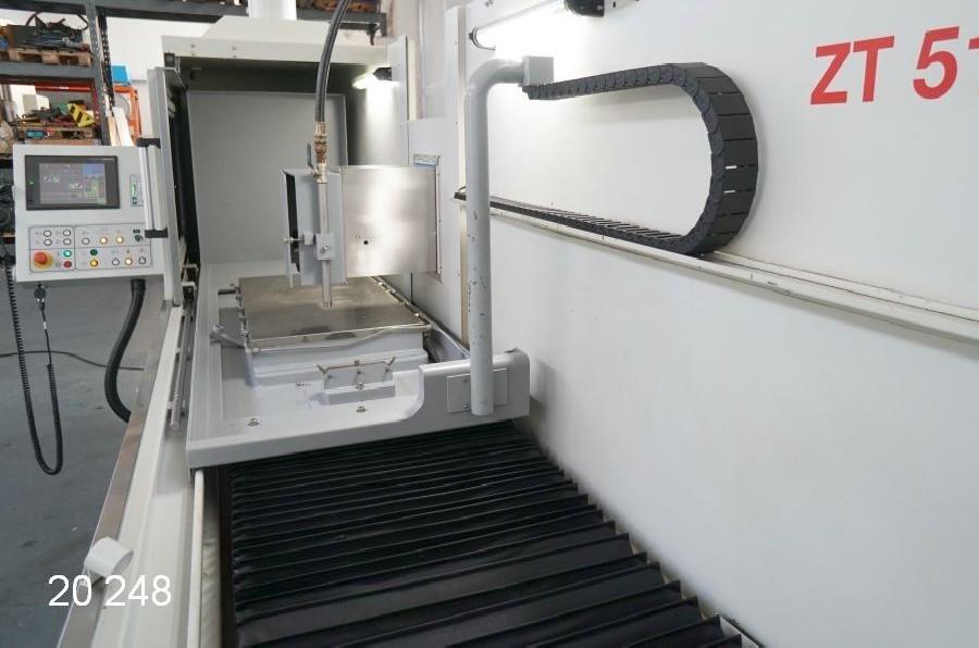 Плоско шлифовальный станок - гориз. ZIERSCH ZT 510 фото на Industry-Pilot