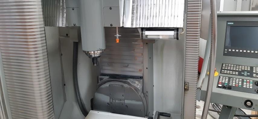 Обрабатывающий центр - вертикальный DECKEL MAHO DMU35M фото на Industry-Pilot