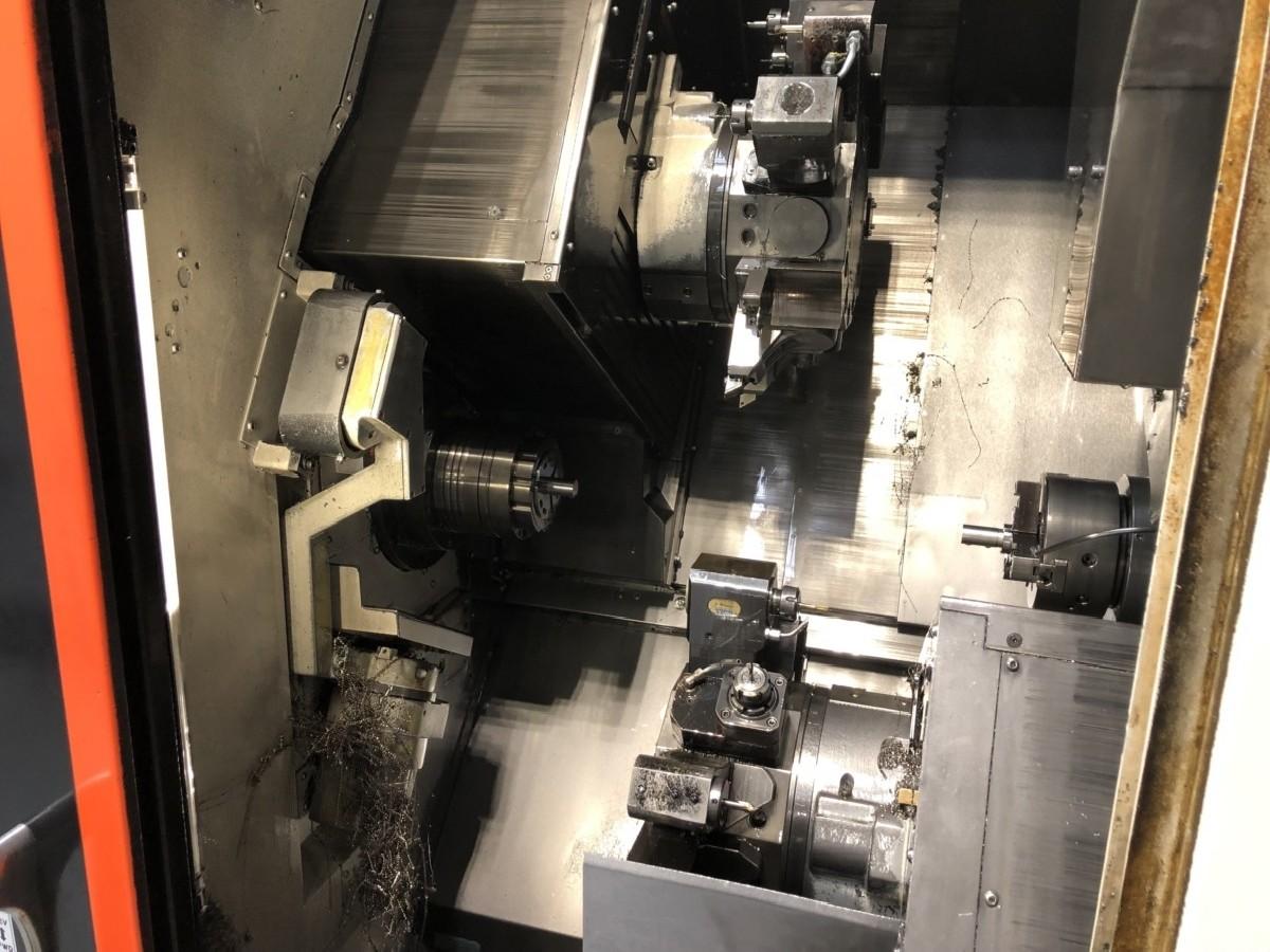 Токарно фрезерный станок с ЧПУ MAZAK Hyper Quadrex 150 MSY фото на Industry-Pilot