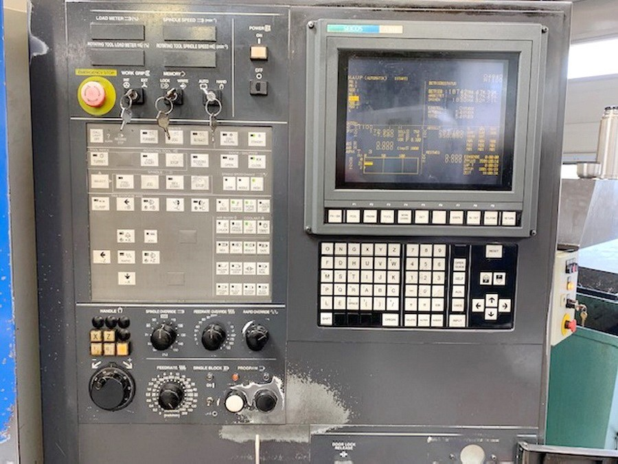 Токарный станок с ЧПУ HITACHI SEIKI TF 25 фото на Industry-Pilot