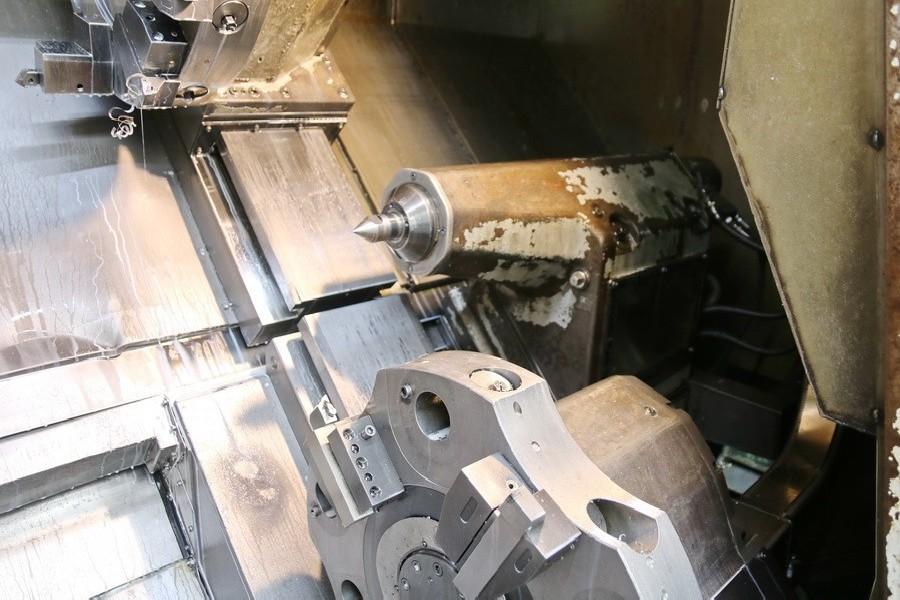 Токарный станок с ЧПУ OKUMA LR 45 фото на Industry-Pilot