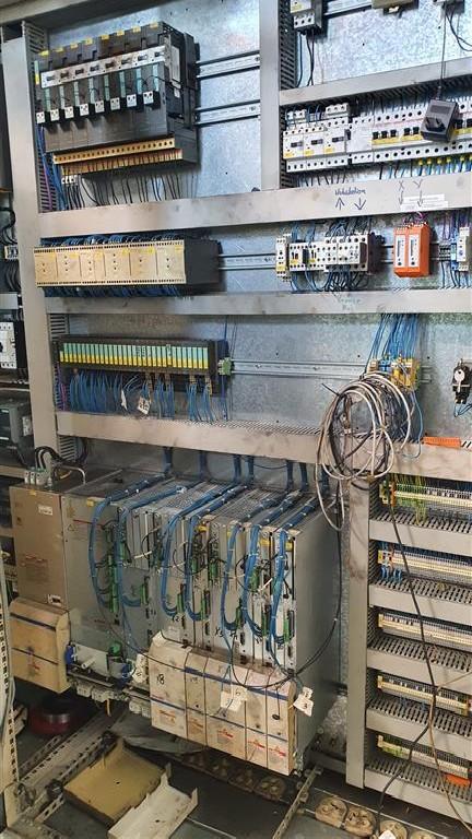 Зубодолбёжный станок LIEBHERR LS183 фото на Industry-Pilot