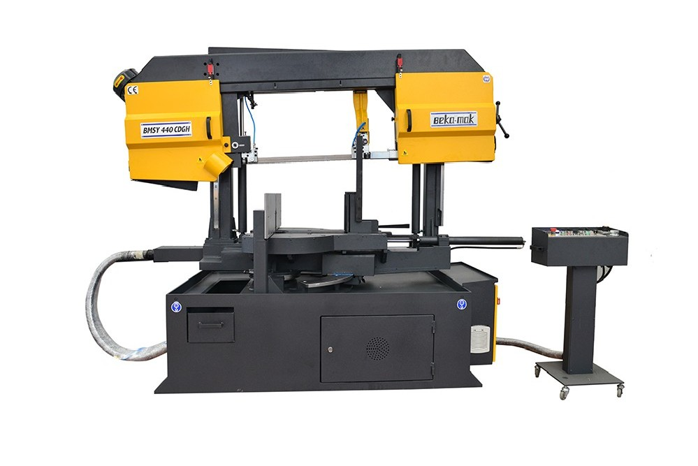 Ленточнопильный автомат - гориз. Beka-Mak BMSY 440 CDGH фото на Industry-Pilot