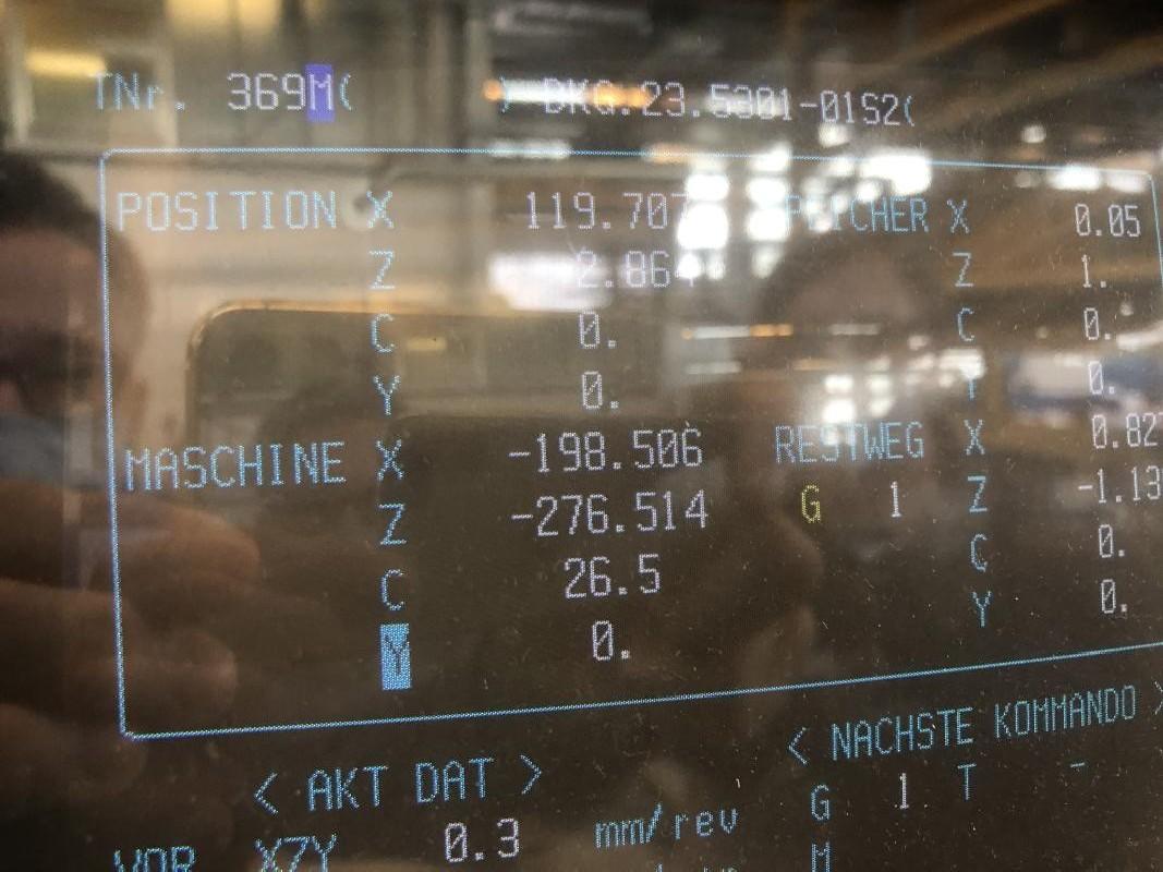 Токарный станок с ЧПУ MAZAK Integrex 35 Y фото на Industry-Pilot