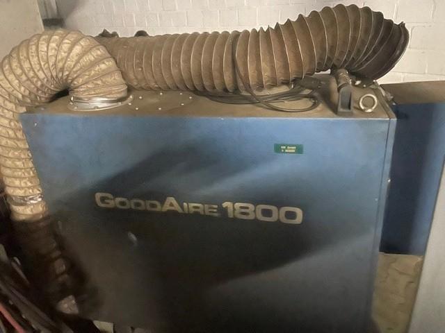 Сварочная установка GOOD AIRE 1800 фото на Industry-Pilot