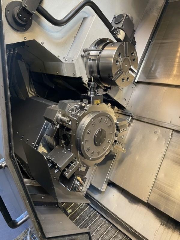 Токарный станок с ЧПУ DOOSAN Puma TT 2500SY фото на Industry-Pilot
