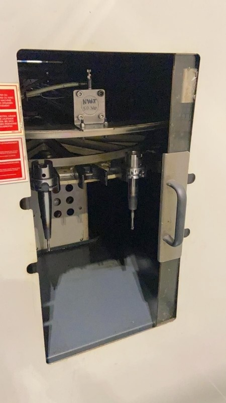 Обрабатывающий центр - вертикальный BRETON XCEEDER 1200 фото на Industry-Pilot