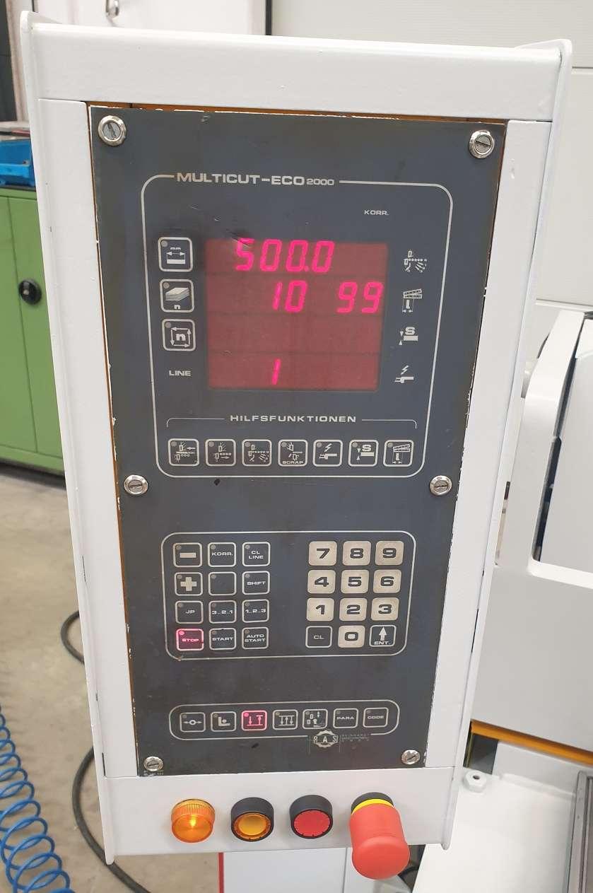 Гильотина механическая RAS 83.25 фото на Industry-Pilot