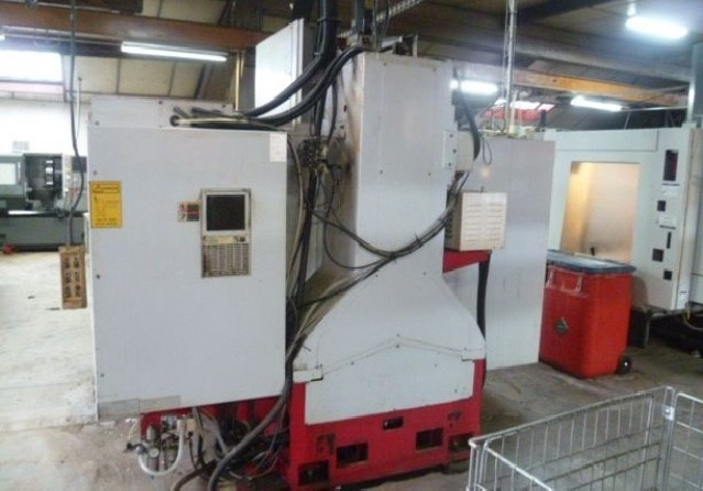 Обрабатывающий центр - вертикальный YANG EAGLE MCV 1000 фото на Industry-Pilot