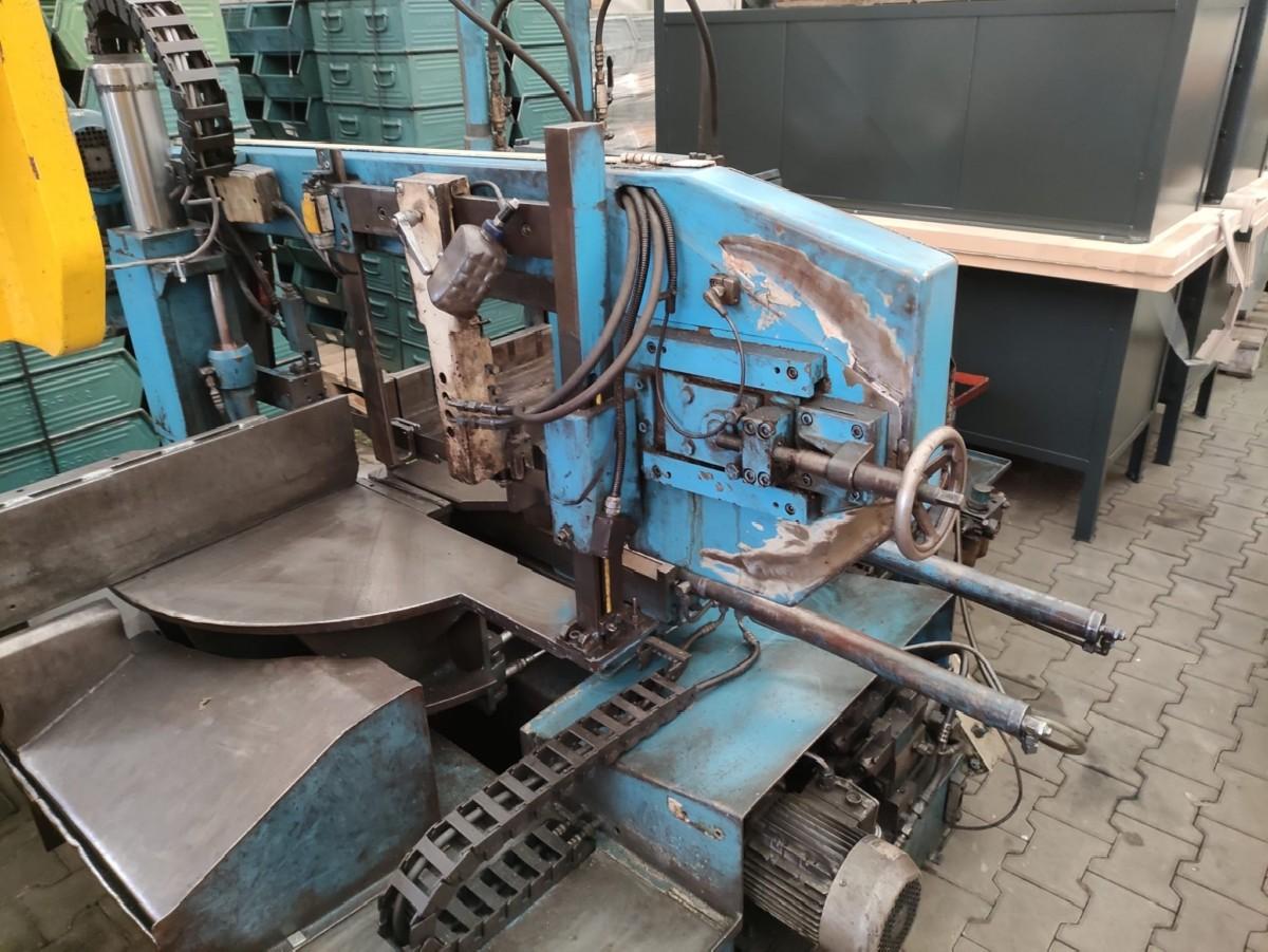Ленточнопильный станок по металлу MEBA ECOLINE фото на Industry-Pilot