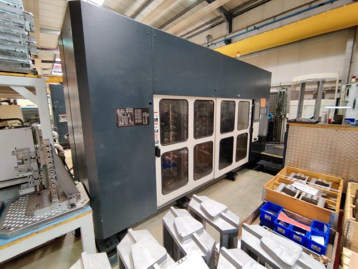 Обрабатывающий центр - горизонтальный MAKINO FMS - 2x A77 фото на Industry-Pilot