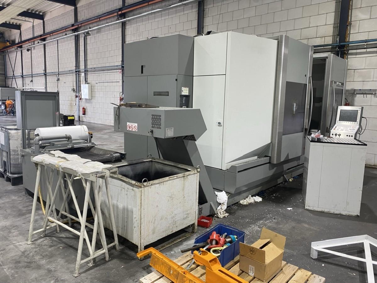 Обрабатывающий центр - вертикальный DECKEL-MAHO DMF220 фото на Industry-Pilot