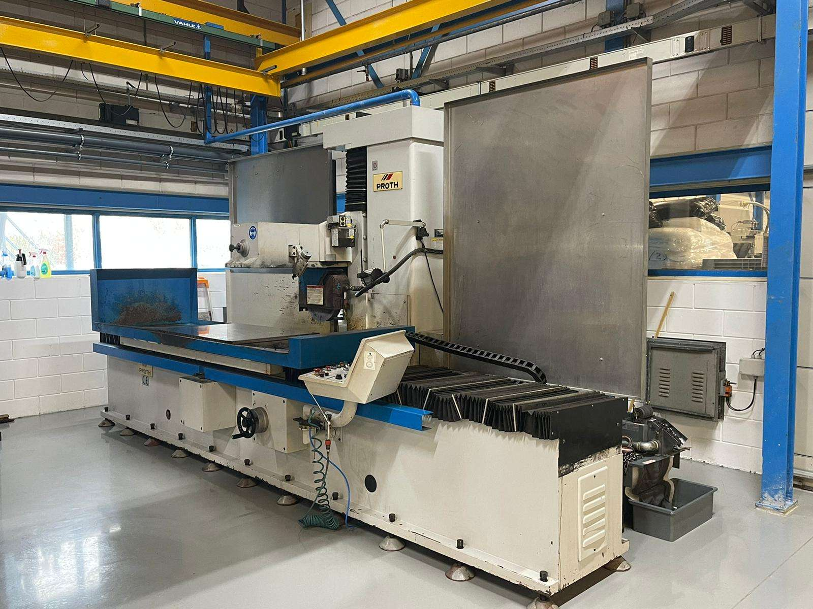 Surface Grinding Machine PROTH - PSGO 75150 AHR photo on Industry-Pilot