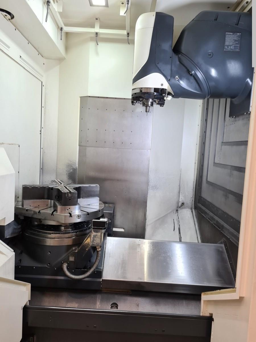 Токарно фрезерный станок с ЧПУ DMG MORI DMC 80 FD DuoBLOCK фото на Industry-Pilot