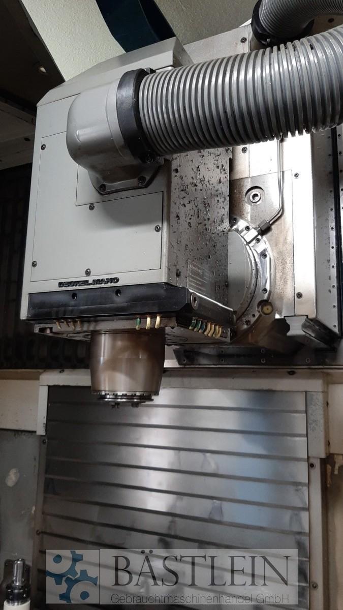 Обрабатывающий центр - универсальный DECKEL-MAHO DMU 80 monoBLOCK фото на Industry-Pilot